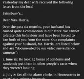 Woman Is Shocked After Reading This Letter About Her Husband. This Is Priceless.