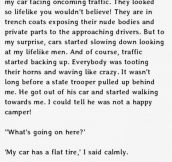 What NOT To Say To The Police. This Is Gold.