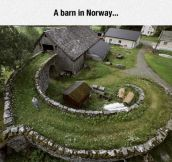 Norway Always Looks So Cool
