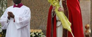 The Pope Loves Palm Sunday