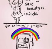 Beauty Is Inside