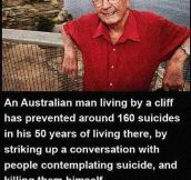 This Australian Man Is Changing Things