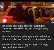 Wife Willingly Takes Husband To Strip Club. But Never Expected This.