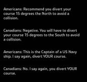 American Navy Blasts Canadian Authorities With Warning. Their Response Is Priceless.