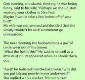 He Made A Mean Joke About His Wife, But When She Strikes Back –OH DEAR!