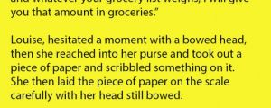 A Desperate Mother Was Turned Away At The Grocery Store. What Followed Was Priceless