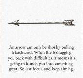 The Arrow Metaphor