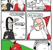 Dumbledore Takes It Too Far