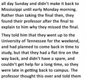I Wish This Man Was My Professor…This Is Perfect
