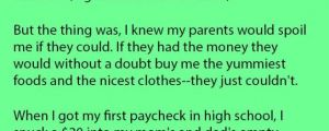 Son Slips In A $20 Bill Into His Poor Mom's Purse. The First Thing She Did When She Found It Is Priceless.