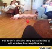 Human Baby Centipede