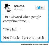 I'm A Bit Awkward