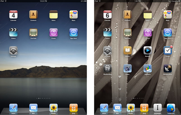 ipad dock six apps1 21 Useful Tips and Tricks for Apple iPad Users