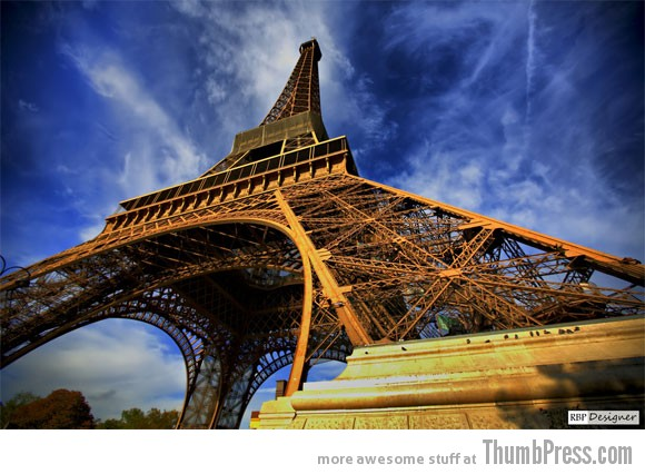 eiffel117 50 Pictures Capturing the Beauty of Eiffel Tower from Different Perspectives