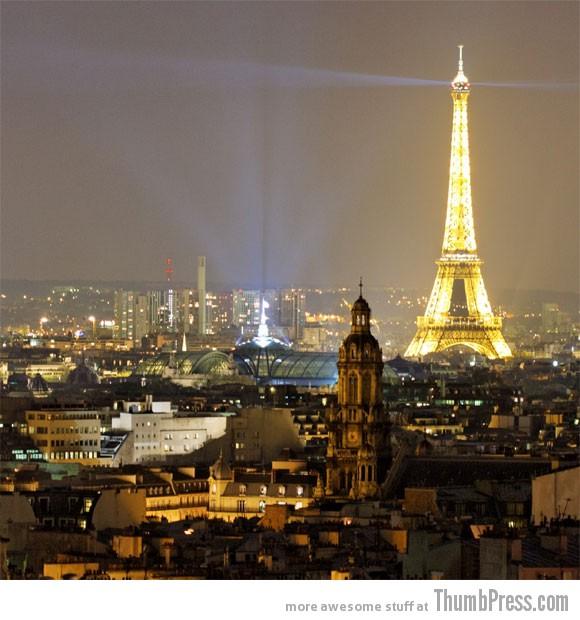 50 fotos de la Torre Eiffel desde diferentes perspectivas