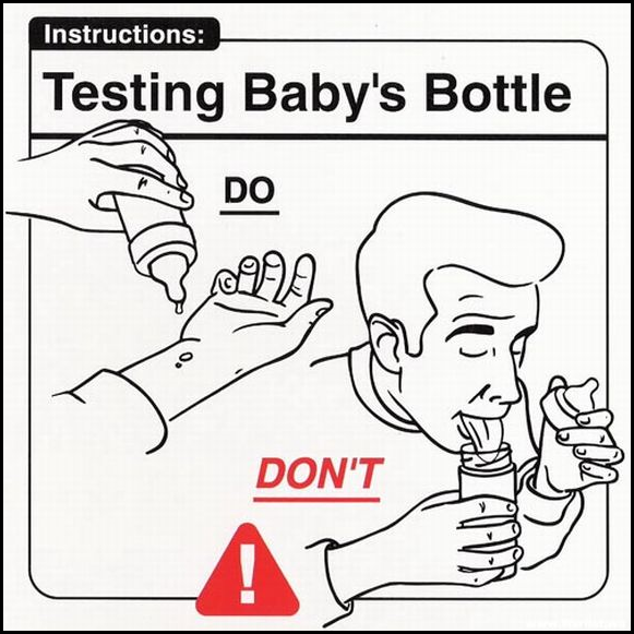 clip image001 thumb3 28 Funny Instructions to Help Take Care of Your Baby