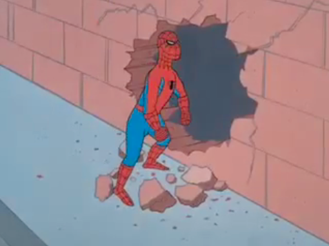 clip image0029 13 Hilariously Bad Spiderman Animation Frames