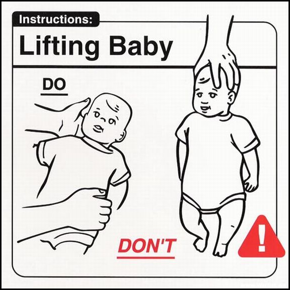 clip image002 thumb2 28 Funny Instructions to Help Take Care of Your Baby