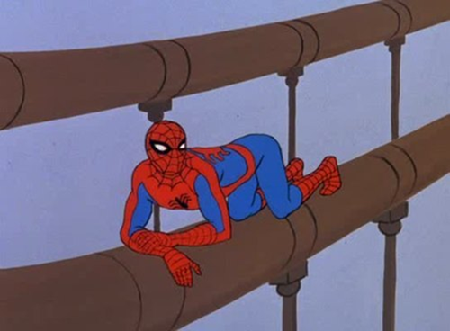 clip image0057 13 Hilariously Bad Spiderman Animation Frames