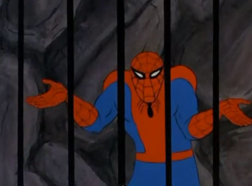 clip image0075 13 Hilariously Bad Spiderman Animation Frames