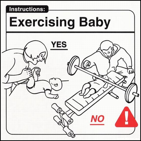 clip image015 thumb2 28 Funny Instructions to Help Take Care of Your Baby