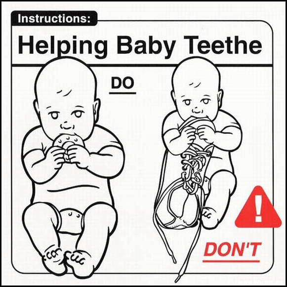 clip image020 thumb1 28 Funny Instructions to Help Take Care of Your Baby