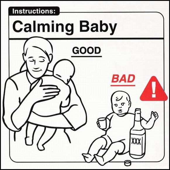 clip image021 thumb1 28 Funny Instructions to Help Take Care of Your Baby