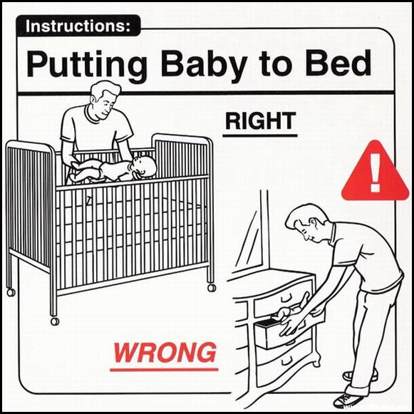 clip image026 thumb1 28 Funny Instructions to Help Take Care of Your Baby