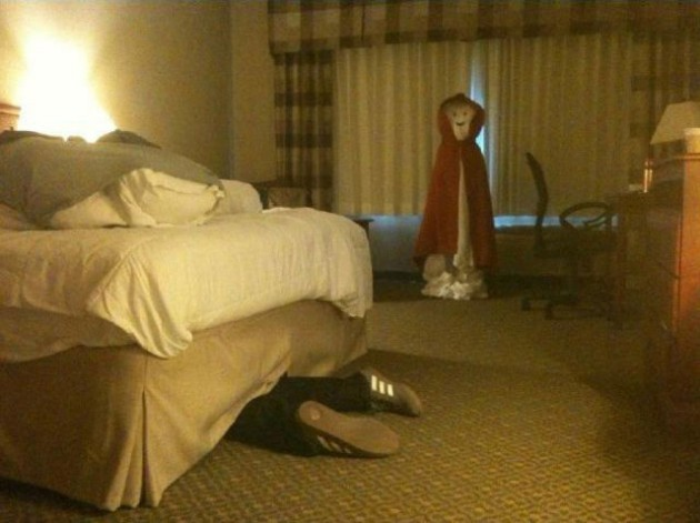 Bert Kreischers hotel maid jokes07 630x471 Bert Kreischer and His Pranks on Hotel Maids