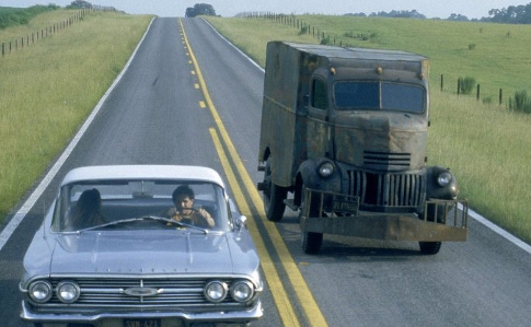 jeepers creepers 20 Awesome Car Movies of All Time