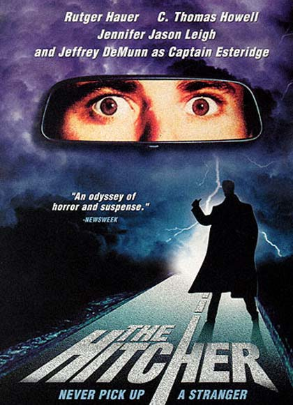 the hitcher 20 Awesome Car Movies of All Time