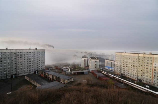 image004 630x418 The Beautiful Foggy Mornings of Vladivostok