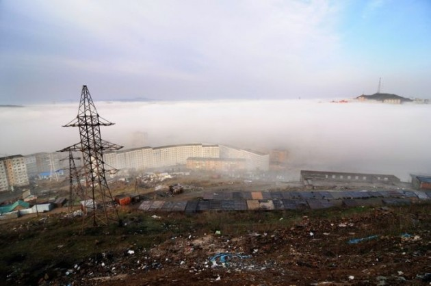 image023 630x418 The Beautiful Foggy Mornings of Vladivostok
