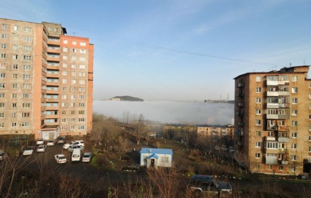 image028 630x402 The Beautiful Foggy Mornings of Vladivostok