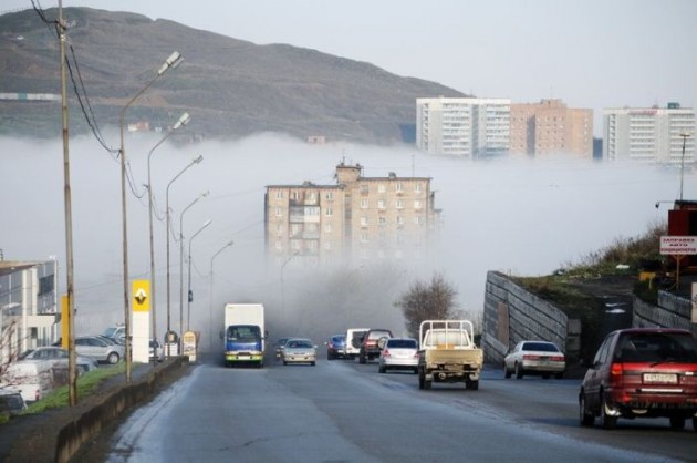 image029 630x418 The Beautiful Foggy Mornings of Vladivostok