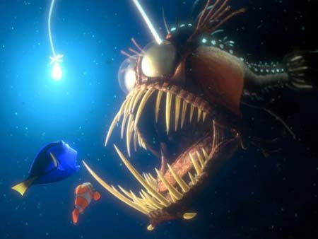 Anglerfish Top 10 Light Emitting Creatures