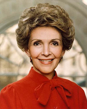 Nancy Reagan 10 Celebrity Rumors Everybody Believed