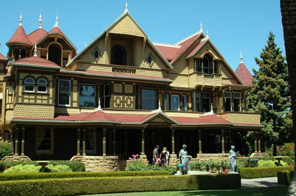 Winchester Mystery House 10 Fascinating Mysteries Still Unsolved