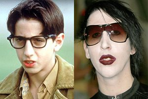 marilynmanson gal myths 10 Celebrity Rumors Everybody Believed