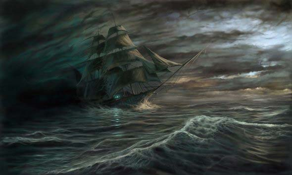 mary celeste 10 Fascinating Mysteries Still Unsolved