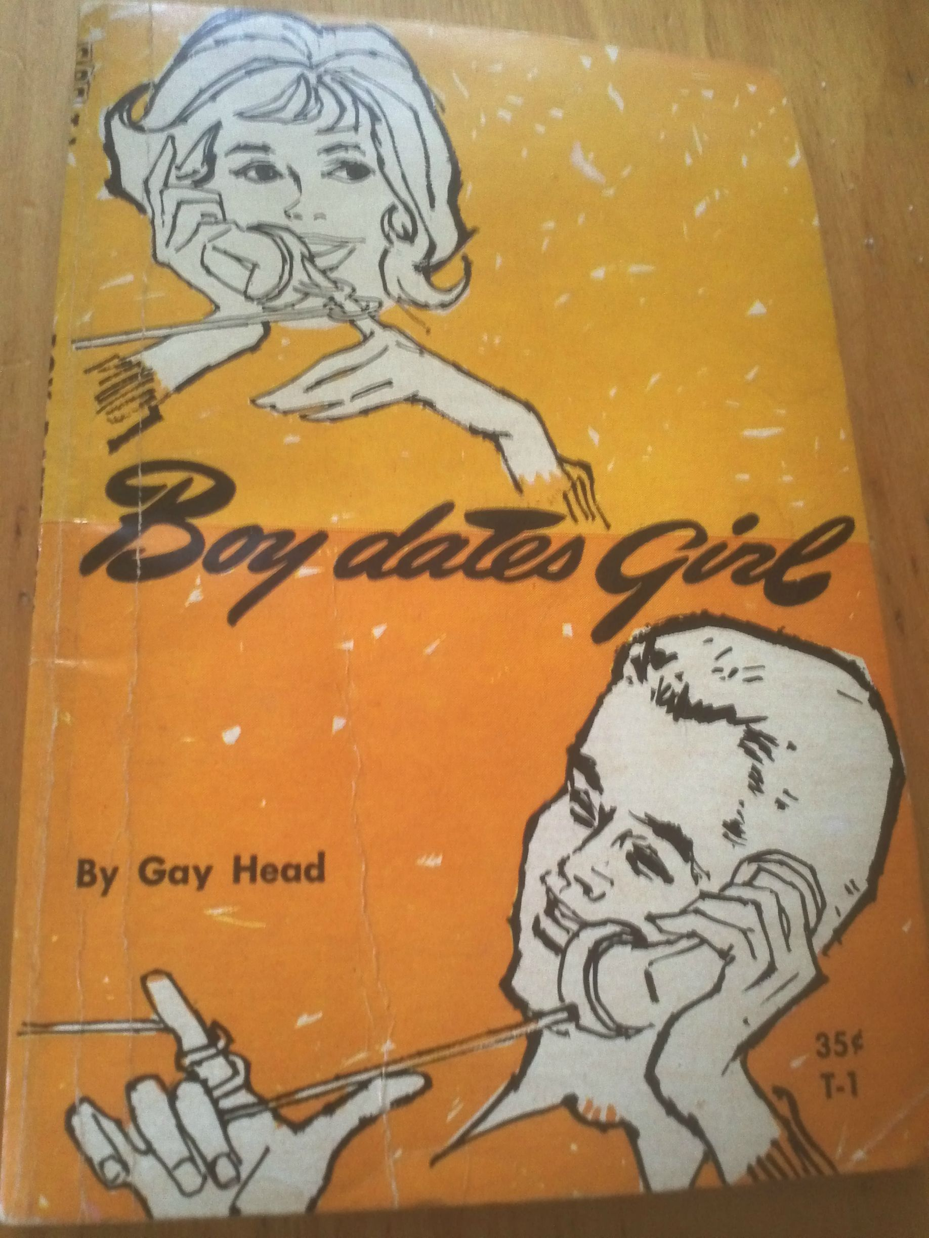 1949 book on dating