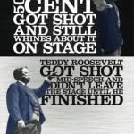 50 Cent got shot...