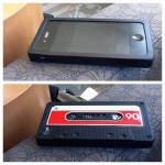 Anti-theft IPhone case