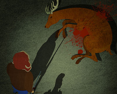 Bambi El 30 de Wickedest villanos de Disney