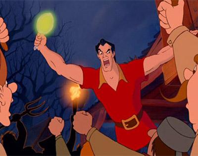 La Bella y la Bestia El 30 de Wickedest villanos de Disney