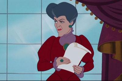 Cinderella El 30 de Wickedest villanos de Disney
