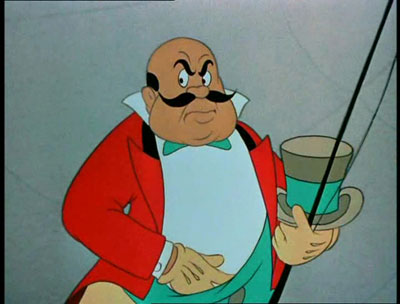 Dumbo El 30 de Wickedest villanos de Disney