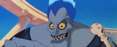 Hércules El 30 de Wickedest villanos de Disney