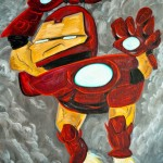 Iron-Man-Painting