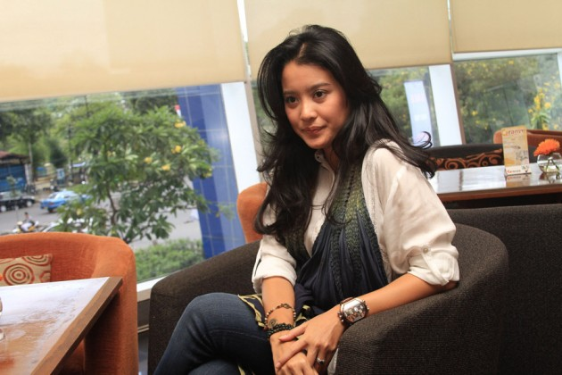 Marcella Zalianty 630x420 Top 26 Beautiful Indonesian Women in Media